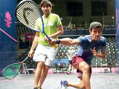 RAMIT'S GAMBIT! Tandon quit hedge-fund job to play squash for India