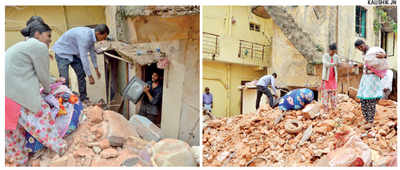 Owner of collapsed building arrested
