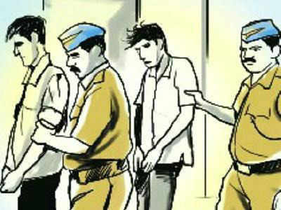Two arrested for raping minors, circulating video