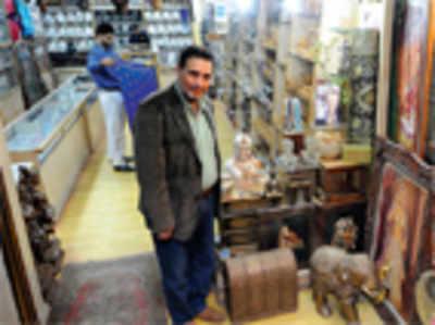Shop Talk : Treasures from Kashmir