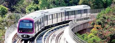 Namma Metro Phase-2 by 2020, claims state government