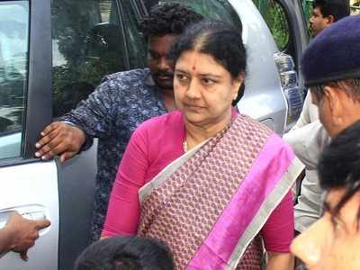 VK Sasikala deposits Rs 10 crore fine in court; jail term likely to end in January 2021
