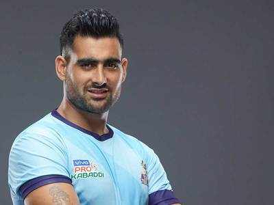 From the sidelines, Rahul Chaudhari developed his most lethal kabaddi move