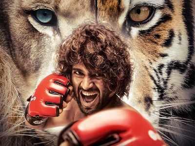 Liger: Karan Johar shares intriguing poster of Vijay Deverakonda and Ananya Panday's film