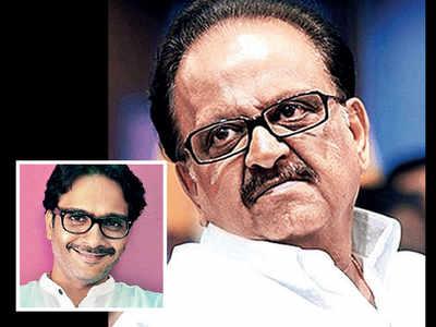 SP Balasubrahmanyam tests negative, informs son