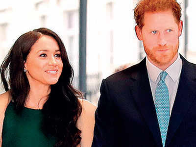 US won't bear cost of Meghan-Harry security