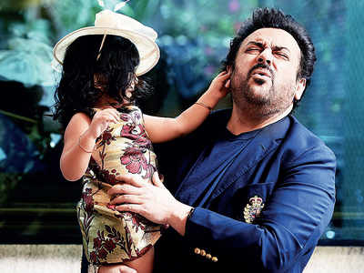 Adnan Sami's daughter Medina showers him with love at the launch of his new song; Wendell Rodricks brings home abandoned pups