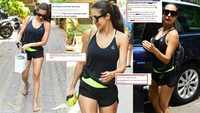 Malaika Arora gets trolled for her latest gym look
