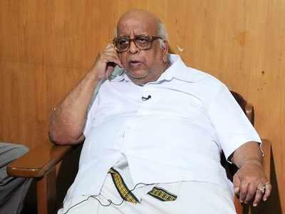Legendary poll reformer T N Seshan passes away, PM Modi condoles death of former CEC