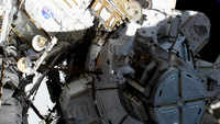 Watch: NASA astronauts perform first all-woman spacewalk