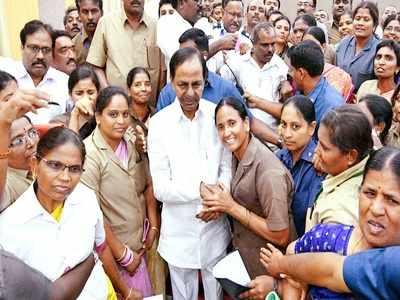 Telangana RTC staff strike culminates in fare hike