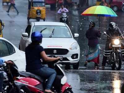 Heavy rains predicted in most parts of Maharashtra from Saturday