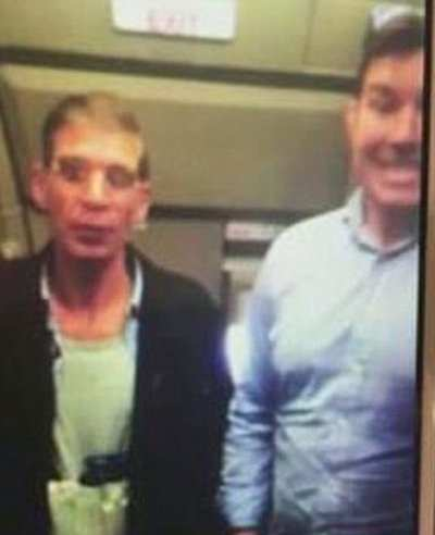 Can it be any more bizarre? A passenger clicks selfie with the hijacker