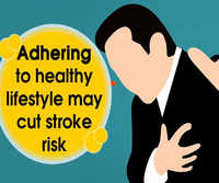Adhering to healthy lifestyle may cut stroke risk