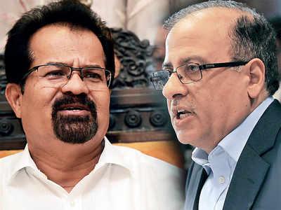 'Left out' Mayor Vishwanath Mahadeshwar hits out at Ajoy Mehta