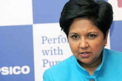 Indra Nooyi appointed as ICC's first independent female director