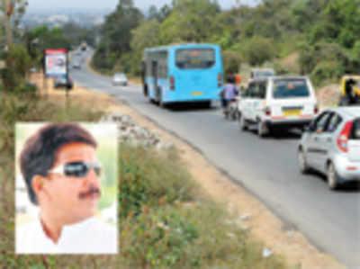 14-km long road to be named after Vishnu