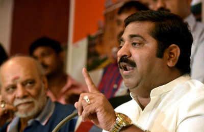 Case filed against BJP MLA Ram Kadam in Solapur district