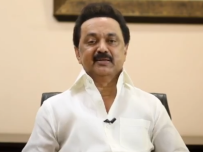 Tamil Nadu: M K Stalin speaks to state minister who tested positive for COVID-19