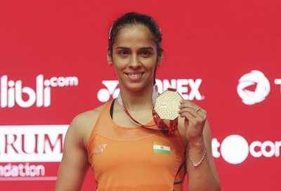 Saina crashes out of NZ Open after shocking loss to world number 212