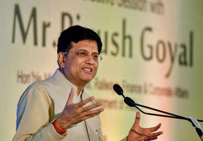 Centre plans to introduce solar cooking facilities for every rural household in next 4-5 years, says Piyush Goyal