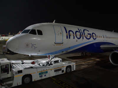Indigo completes Taxibot trials on Airbus A320s