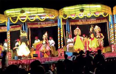 Karnataka: Mandarthi Yakshagana Mela booked for 20 yrs