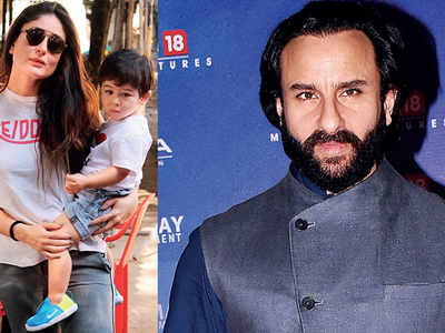 Kareena, Saif plan a safari in Cape Town for Taimur's birthday