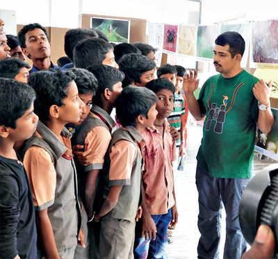 Karnataka: 'Team Spider' casts a web