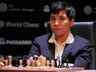 Wesley So crashes Magnus Carlsen's birthday party