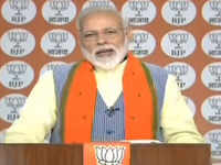 Enemy tries to destabilise us but India is standing as one: PM Narendra Modi