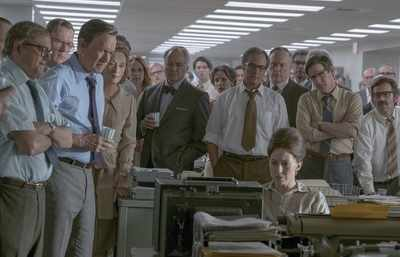 Steven Spielberg's The Post garners tremendous response in the USA, India release in January