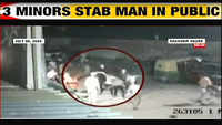 On cam: 25-year-old stabbed to death by juveniles in Delhi's Raghubir Nagar