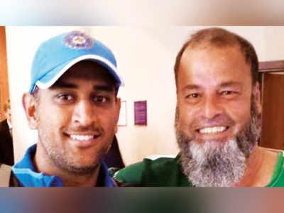 A passage to England: MS Dhoni arranges ticket for Pakistan-born Indian fan