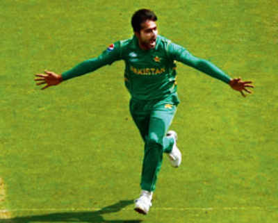Champions Trophy 2017: India-Pakistan final marks Mohammad Amir's redemption