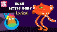Popular Children English Nursery Song 'Hush Little Baby | Lullaby With The Dubby Dubs' - Kids Song In English