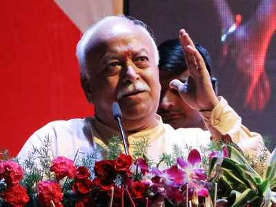 RSS chief Mohan Bhagwat stirs political pot over reservation, puts BJP in a fix