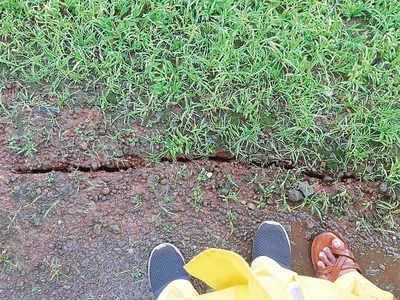 Karnawadi escapes disaster