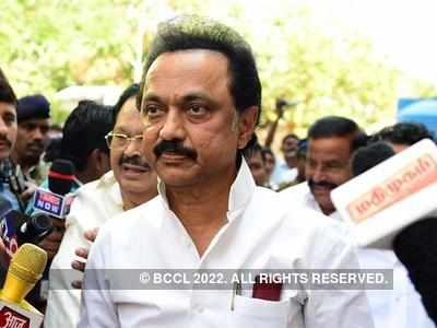 RK Nagar bypoll: MK Stalin wants Returning Officer K Velusamy replaced