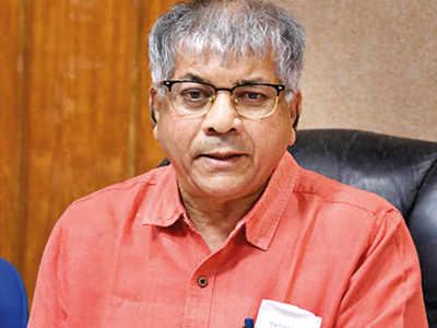Prakash Ambedkar calls Modi blackmailer