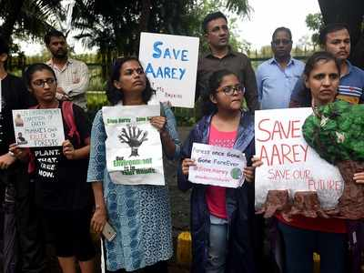 Aarey forest row: Don't cut so many trees that our future generations do not know what tree is, says Bombay High Court