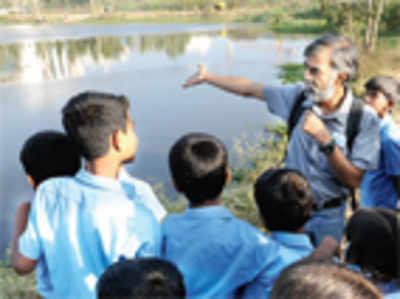 Devarabisanahalli Lake gets some friends