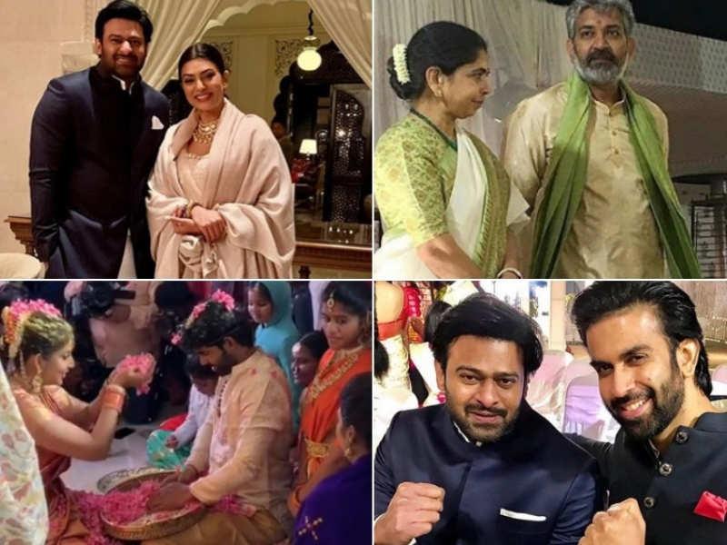 SS Rajamouli's son Karthikeya's wedding was a star-studded affair!