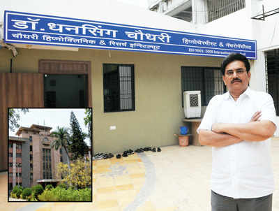Doc clears name in quack controversy, files Rs 100 cr case against civic body