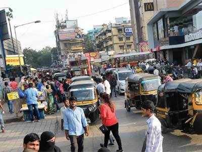 Traffic police chalk out steps to decongest Andheri station