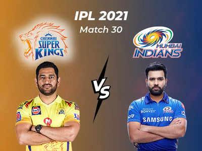 IPL 2021 CSK vs MI Highlights: Chennai beat Mumbai by 20 runs; go top of the table
