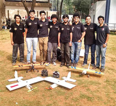 AeroMIT tops design contest at IIT Bombay