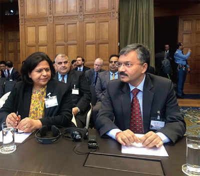 Agent Mittal, India's secret weapon at ICJ