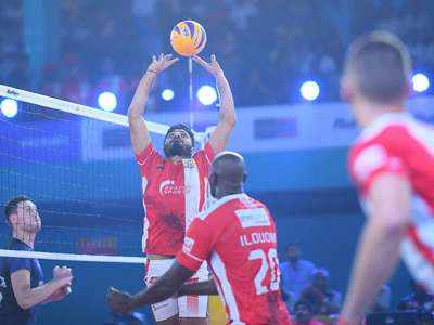 Pro Volleyball League: Ahmedabad Defenders suffer yet another loss