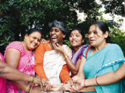 Small Talk with AKKAI PADMASHALI: The one with many 'firsts'